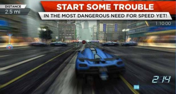 Need For Speed Most Wanted Apk Data Mod Apkout