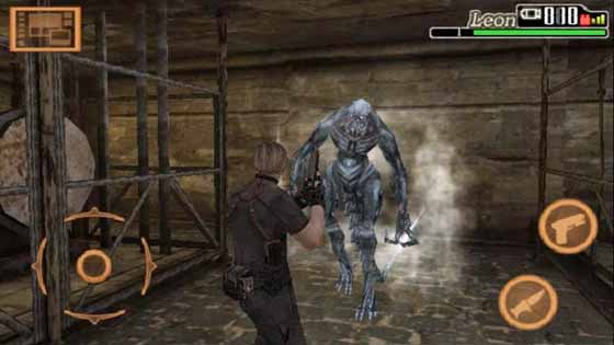 Resident Evil 4 biohazard free for android apkout