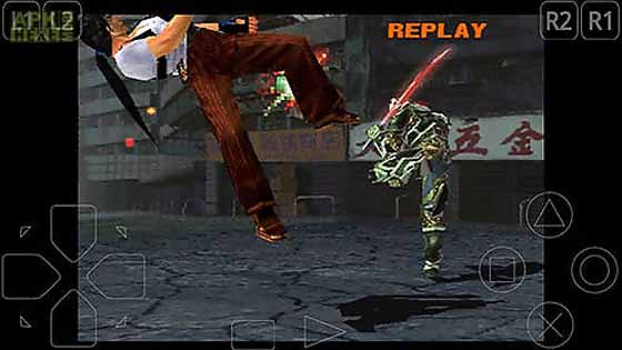 tekken 3 free for android apkout