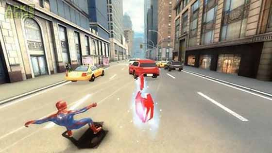 the amazing spider man free for android apkout