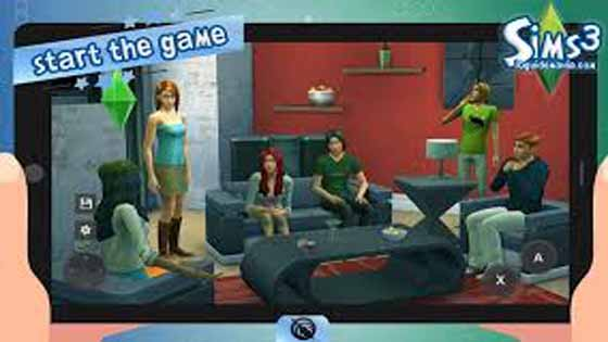 the sims 3 android apk cracked