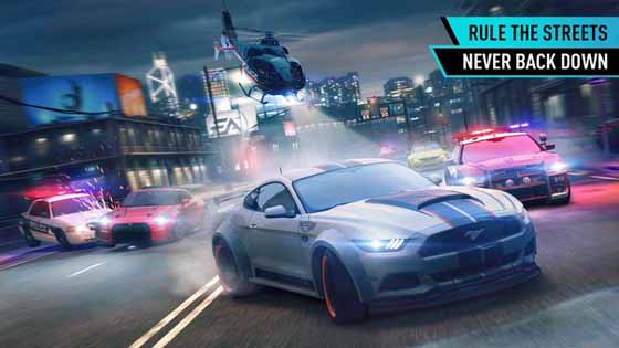 Need for Speed No Limits free for android apkout