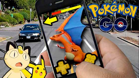 Pokemon GO free for android apkout