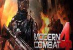 modern combat 4 apk apkout
