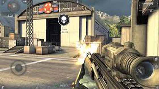 modern combat 5 free for android apkout