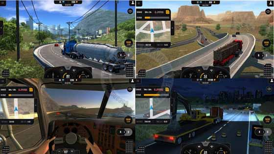 truck simulator pro 2 free for android apkout